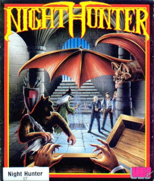 Les jeux d'épouvante sur consoles 16 bits 18302-Night-Hunter