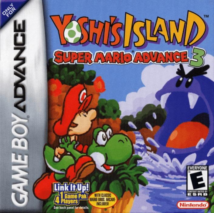 Super Mario Advance 3 - Yoshi's Island cheats for Nintendo