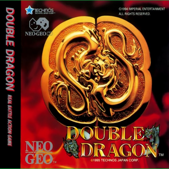 Double Dragon Boxarts For Snk Neogeo Cd The Video Games Museum