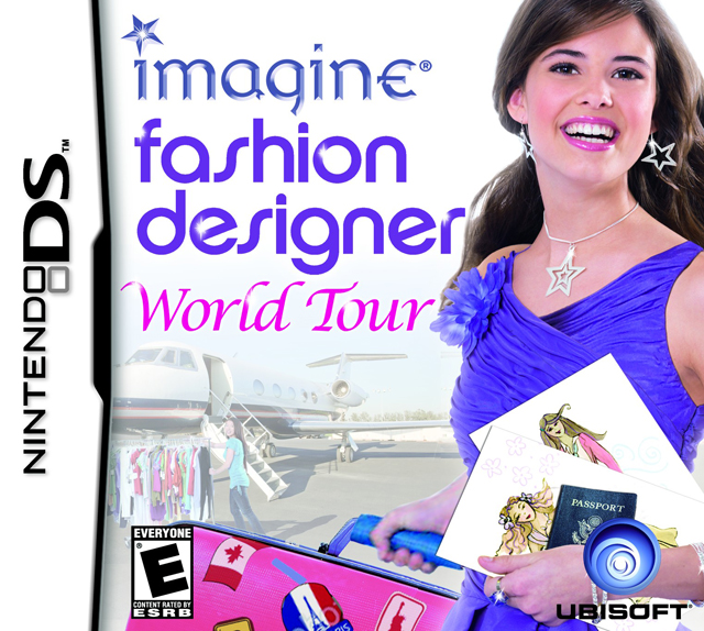 Imagine Fashion Designer World Tour Cheats For Nintendo Ds The Video Games Museum