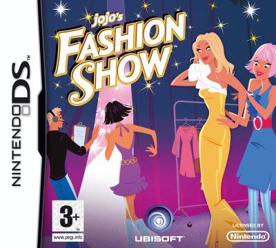 Jojo S Fashion Show Design In A Dash Boxarts For Nintendo Ds The Video Games Museum
