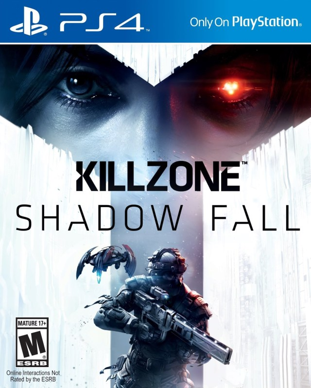Front boxart of the game Killzone - Shadow Fall (United States) on Sony Playstation 4