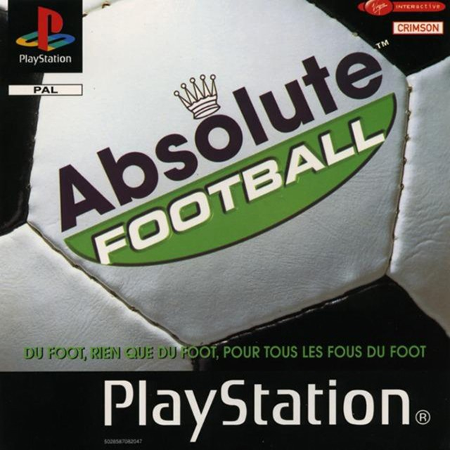 Front boxart of the game Viva Soccer (France) on Sony Playstation