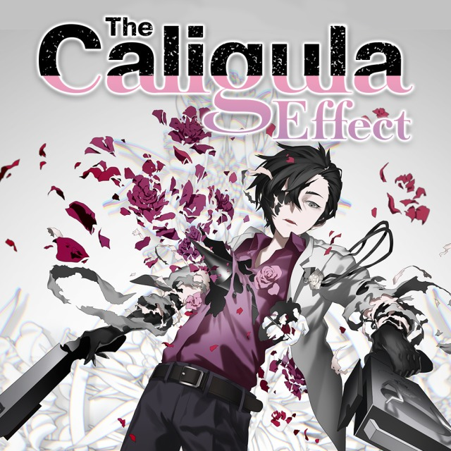 Front boxart of the game Caligula (United States) on Sony PS Vita