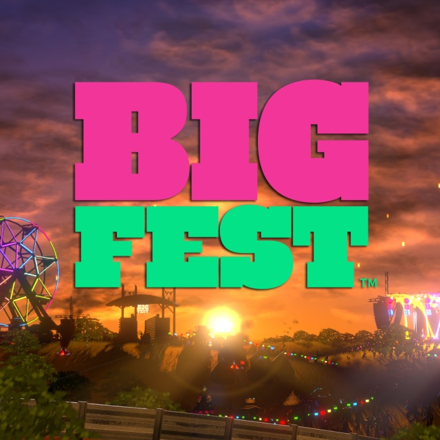 Front boxart of the game BigFest (United States) on Sony PS Vita