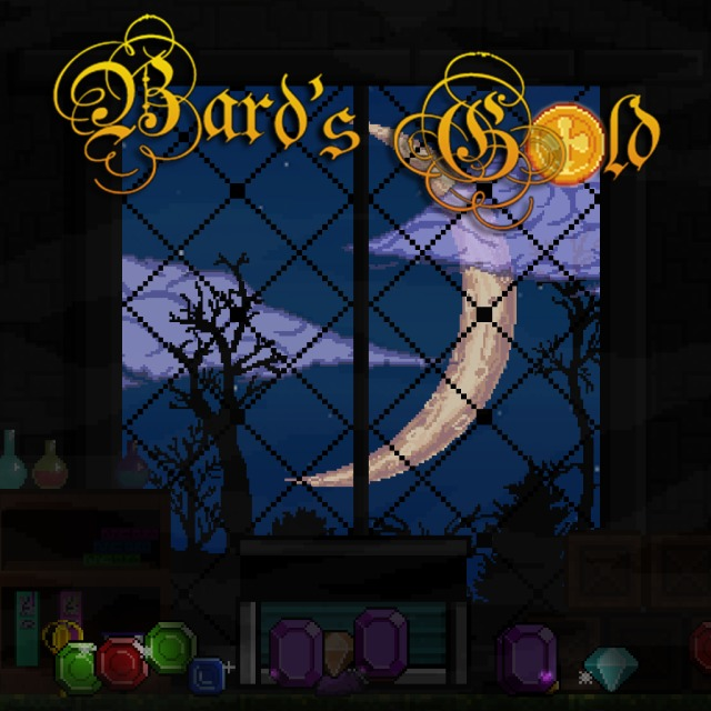 Front boxart of the game Bard's Gold (United States) on Sony PS Vita