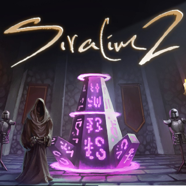 Front boxart of the game Siralim 2 (United States) on Sony PS Vita