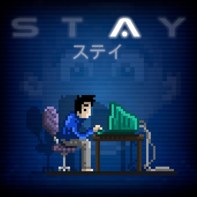 Front boxart of the game STAY (Japan) on Sony PS Vita