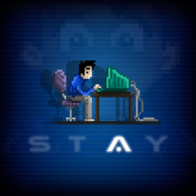 Front boxart of the game STAY (United States) on Sony PS Vita