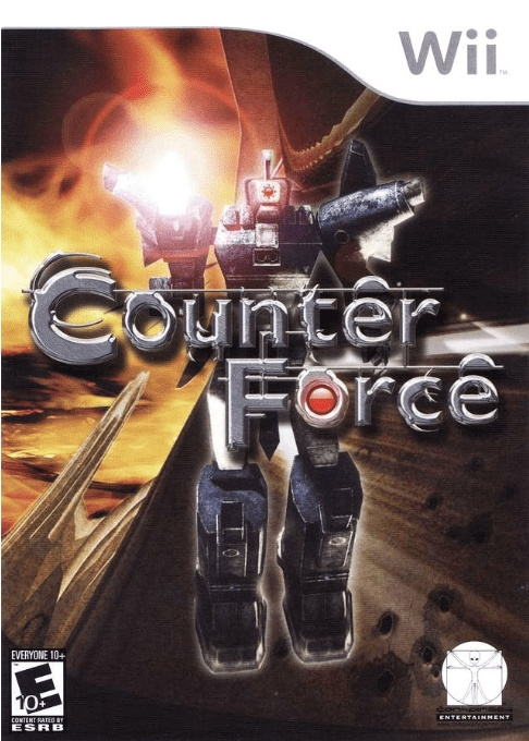 Front boxart of the game Counter Force (United States) on Nintendo Wii