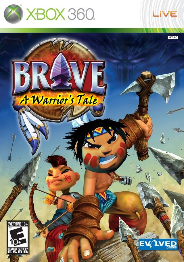 Brave: a warrior's tale (xbox360) 1080p hd walkthrough level 1.