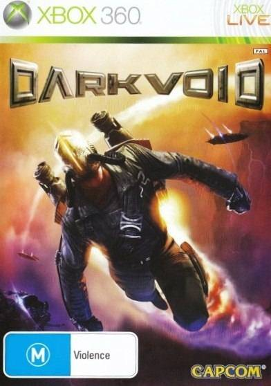 Front boxart of the game Dark Void (Australia) on Microsoft Xbox 360