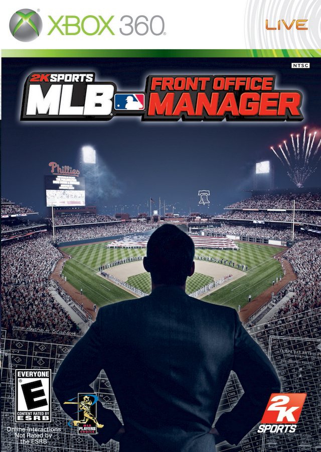 MLB Front Office Manager for Microsoft Xbox 360 - The Video