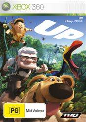 Front boxart of the game Up (Australia) on Microsoft Xbox 360