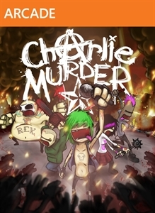 Front boxart of the game Charlie Murder (United States) on Microsoft Xbox 360