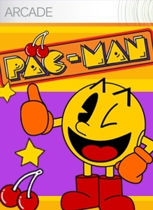 Front boxart of the game Pac-Man (United States) on Microsoft Xbox 360
