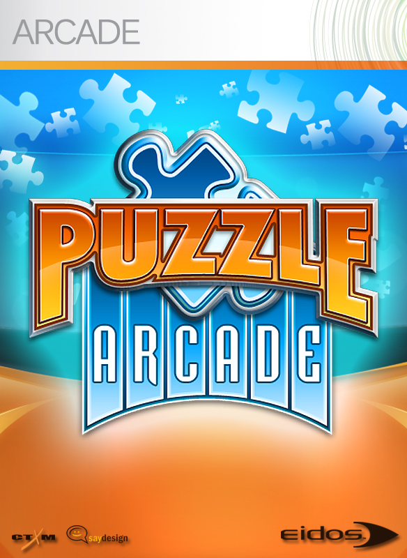 Front boxart of the game Puzzle Arcade (United States) on Microsoft Xbox 360