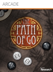 Front boxart of the game Path of Go, The (United States) on Microsoft Xbox 360