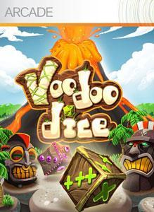 Front boxart of the game Voodoo Dice (United States) on Microsoft Xbox 360
