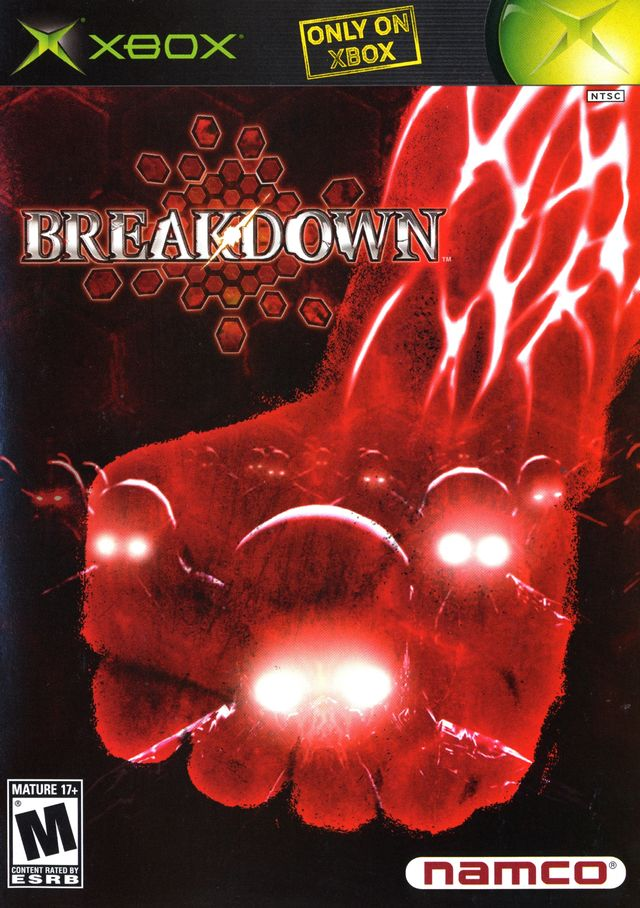 Front boxart of the game Breakdown (United States) on Microsoft Xbox