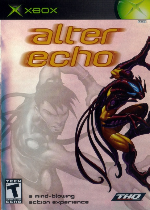 Front boxart of the game Alter Echo (United States) on Microsoft Xbox