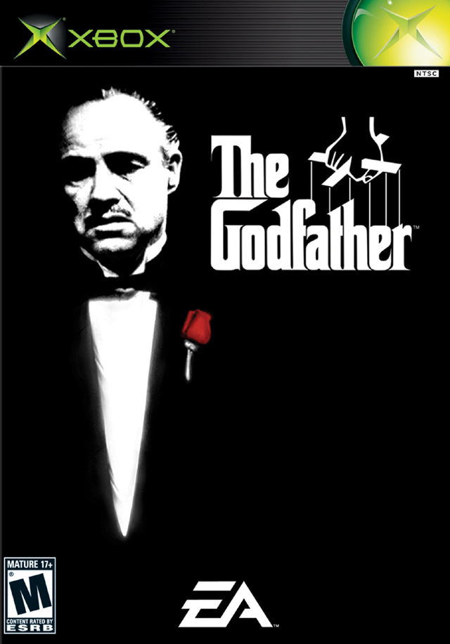 Front boxart of the game Godfather, The (United States) on Microsoft Xbox