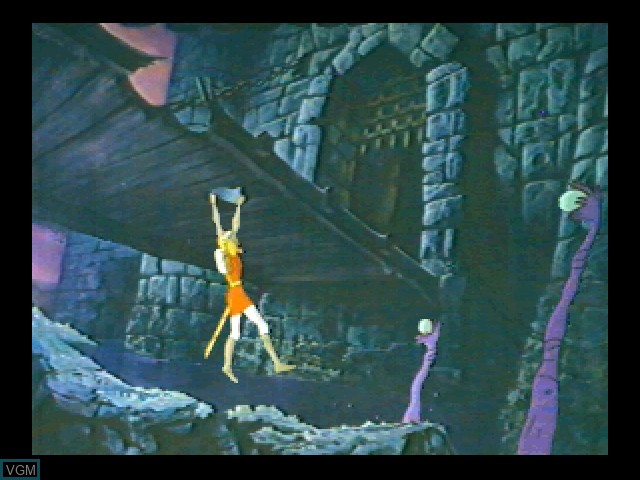 Dragon's Lair for 3DO - The Video Games Museum