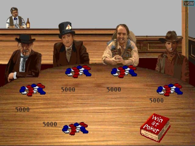 Cowboy Casino - Interactive Poker