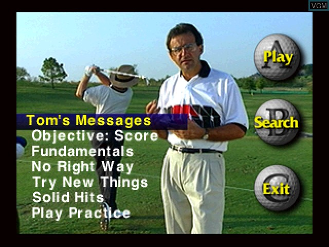 ESPN Golf - Lower Your Score With Tom Kite - Shot Making - Mental Messages