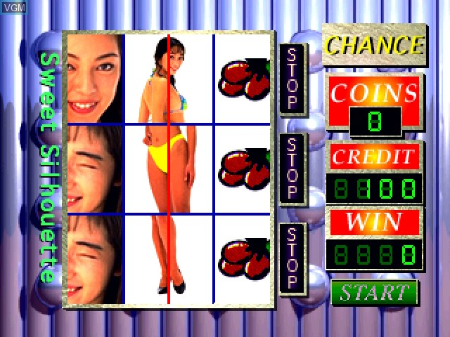 Nice Body - For Professional Use - Oar Star Suieitaikai Official CD-ROM