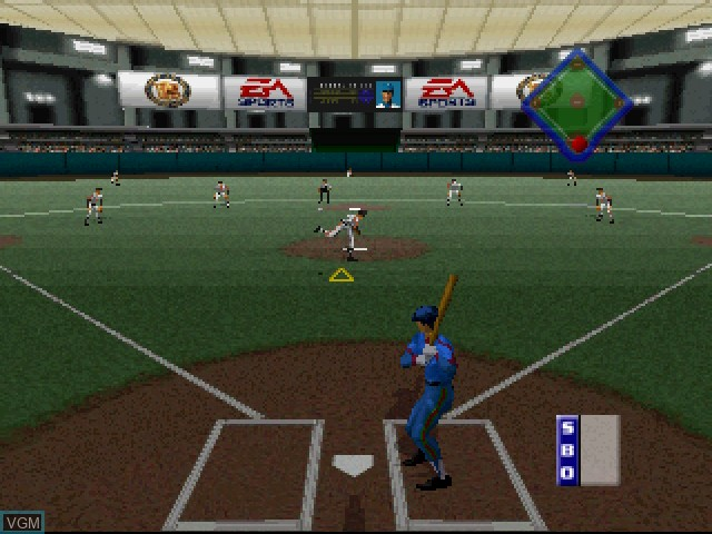 Pro Yakyuu Virtual Stadium - Professional Baseball