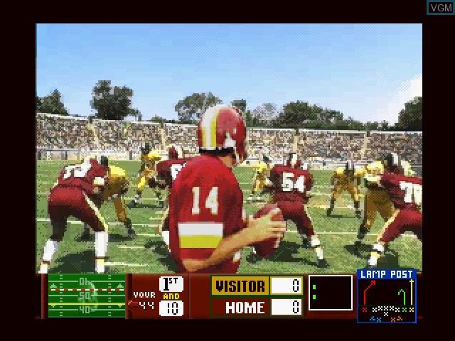 Quarterback Attack - The Professional Quarterback Simulator