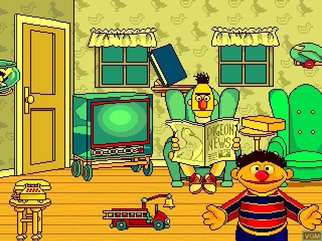 Sesame Street - Numbers