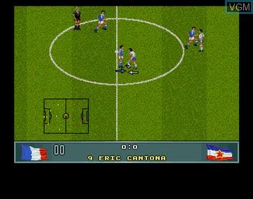 John Barnes European Soccer