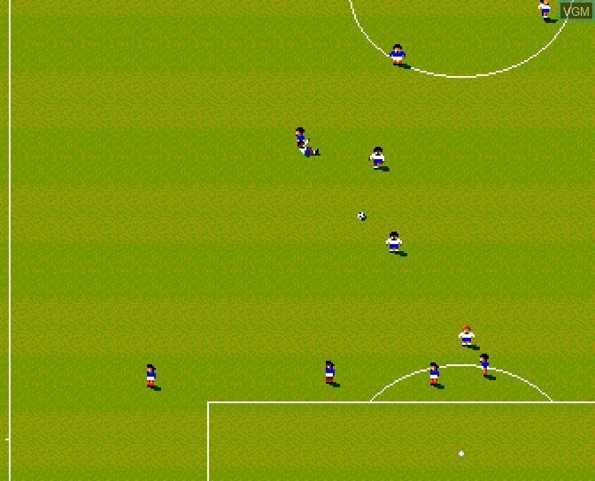Sensible Soccer - International Edition