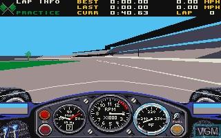 Indianapolis 500 - The Simulation