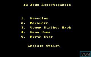 12 Jeux Exceptionnels