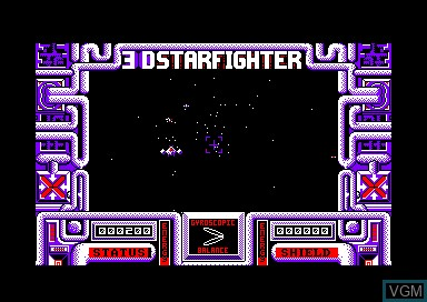 3D Star Fighter