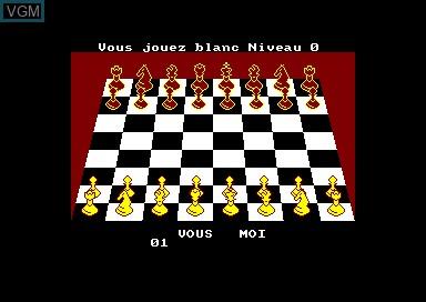 3D Voice Chess