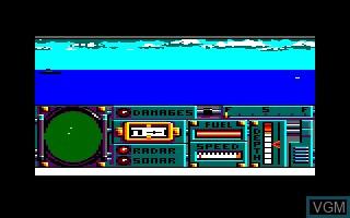 Advanced Destroyer Simulation