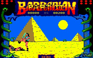 Barbarian 1 Part 3