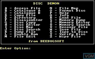 Disc Demon