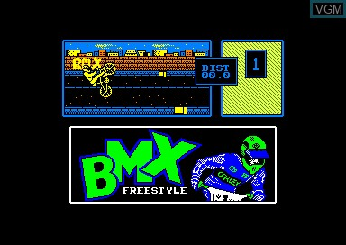 Freestyle BMX Simulator
