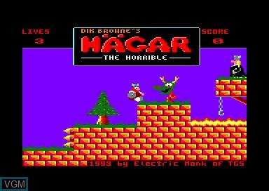 Dik Browne's Hagar - The Horrible