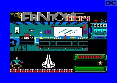Fantome City