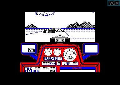 GP Formula 1 Simulator