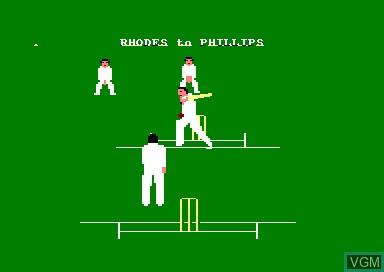 Graham Gooch's Test Cricket