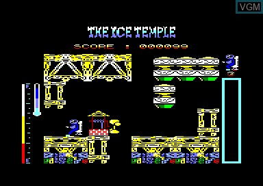 Ice Temple, The