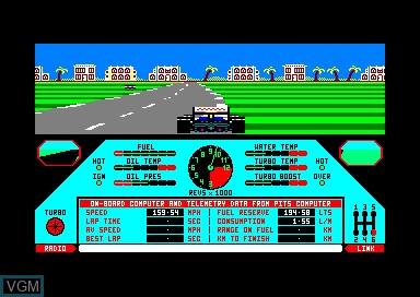 Nigel Mansell's Grand Prix