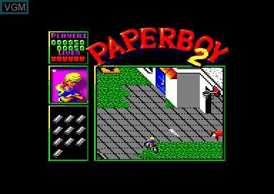 Paperboy 2